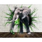 Слон в стене #3