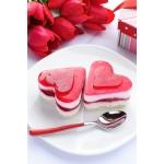 Пирожное сердце