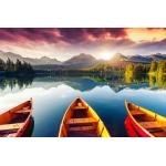 Горное озеро #4